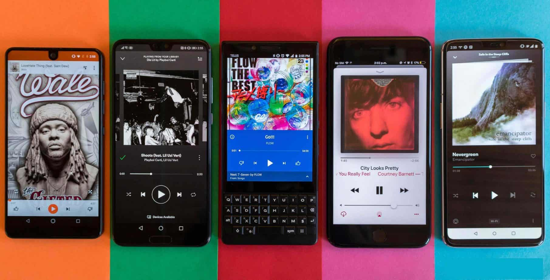 Best-music-streaming-apps