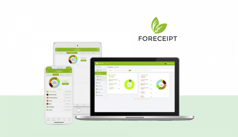 Foreceipt Receipt Tracker App deals techlofy