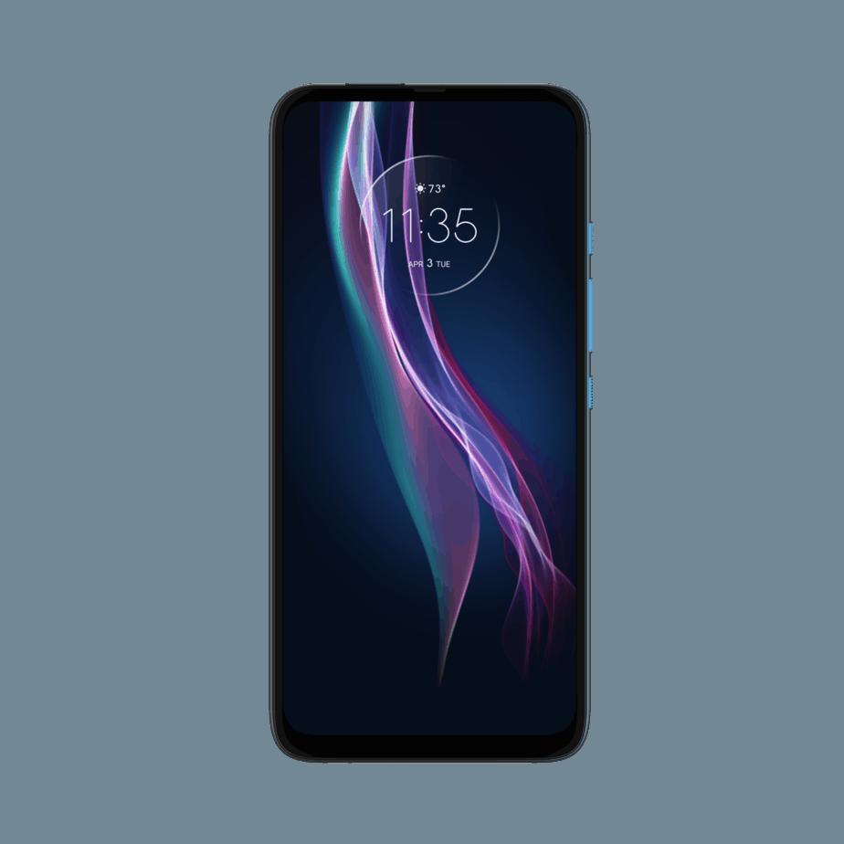 Motorola one fusion plus(display)