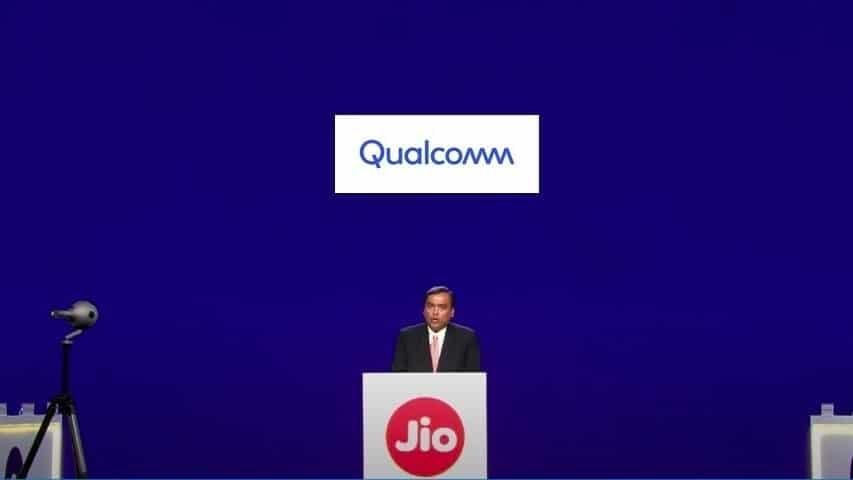 Qualcomm to invest $97 million in Reliance Jio Platforms