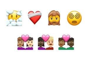 emoji 13.1 (latest emoji)