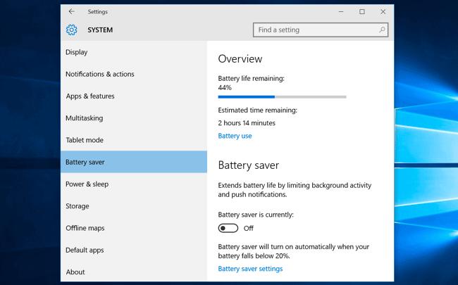 window 10 pc(change power settings)