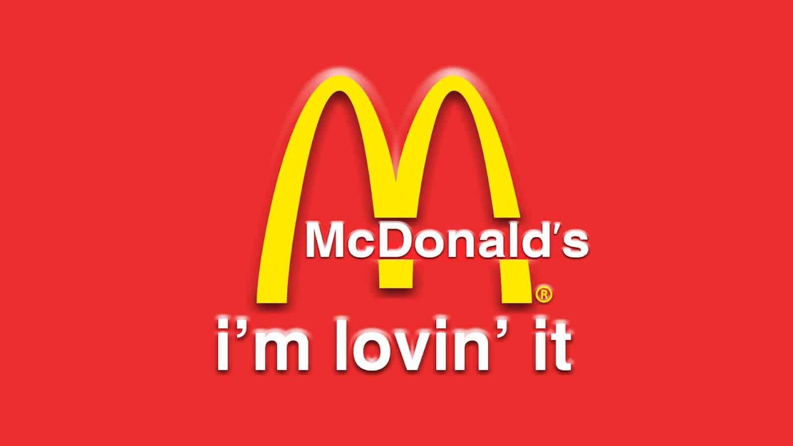 Catchy Taglines Mcdonald