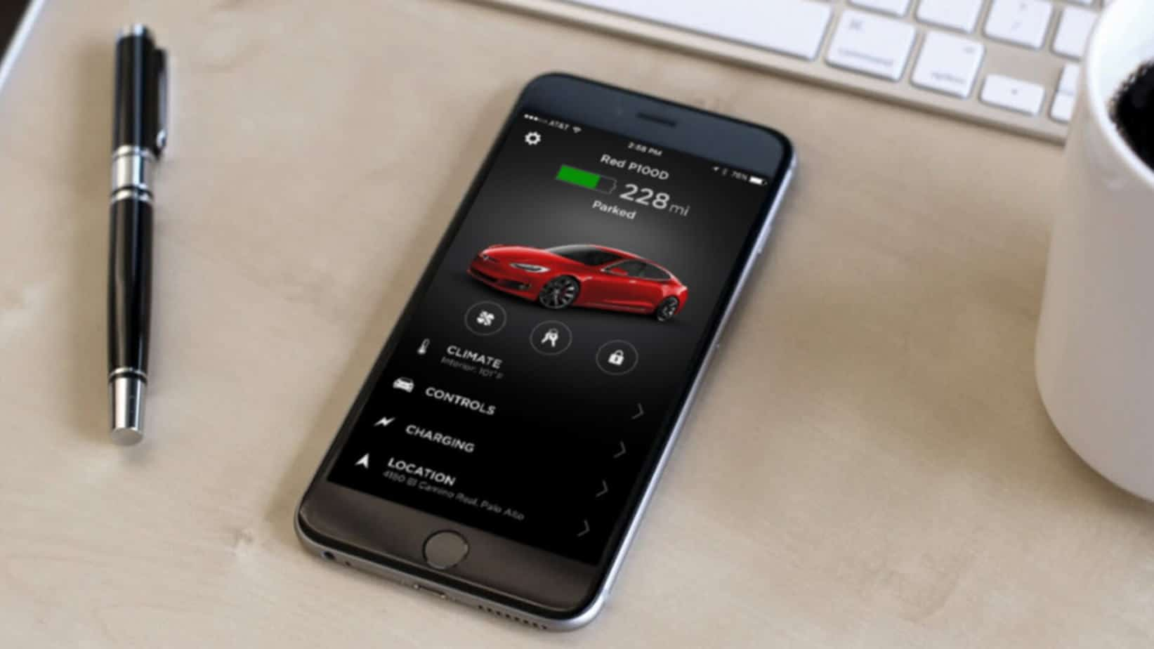 Elon Musk Says Two-factor is coming to Tesla App