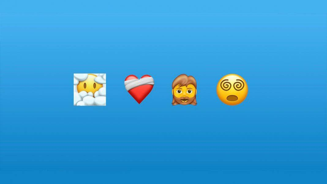 Emoji 13.1 announced Mending hearts, face in clouds and many more will come up