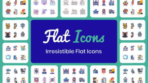 Flat Icons Lifetime