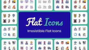 Flat Icons Lifetime