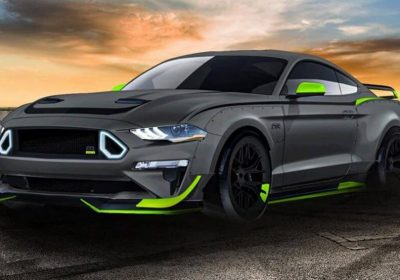The perfect all-electric Ford Mustang 1