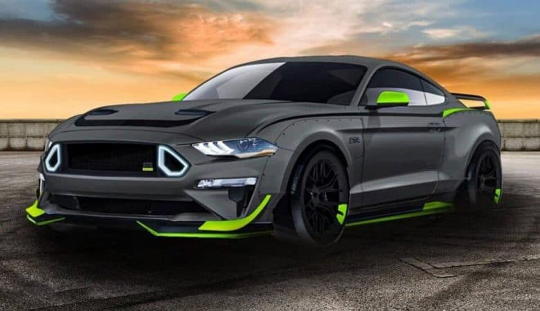The perfect all-electric Ford Mustang 3