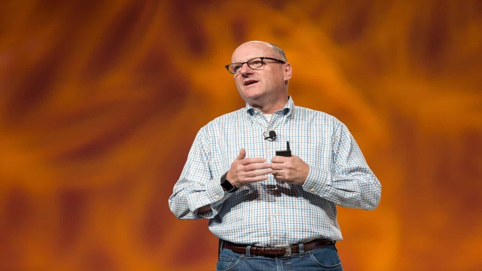 Wendell Brooks has resigned as president of Intel Capital