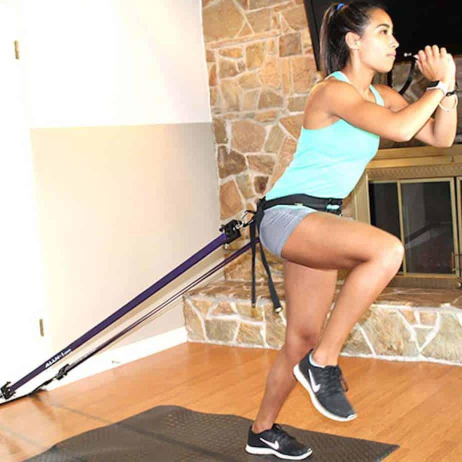 ALLN-1 PlyoBelt™ Portable Fitness Trainer