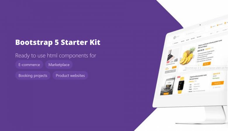 Bootstrap 5 Starter Kit