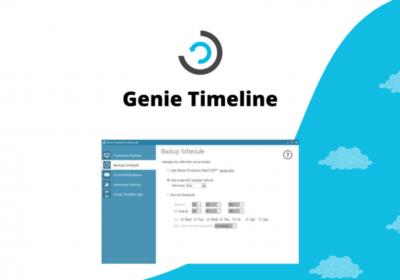 Genie Timeline Pro Lifetime Deal