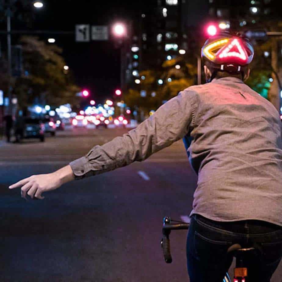 LED-helmet
