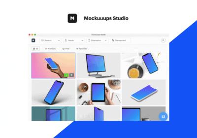 Mockuuups Studio Lifetime Deal