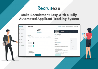 Manage your Entire Hiring Process with Recruiteze Recruitment CRM 10