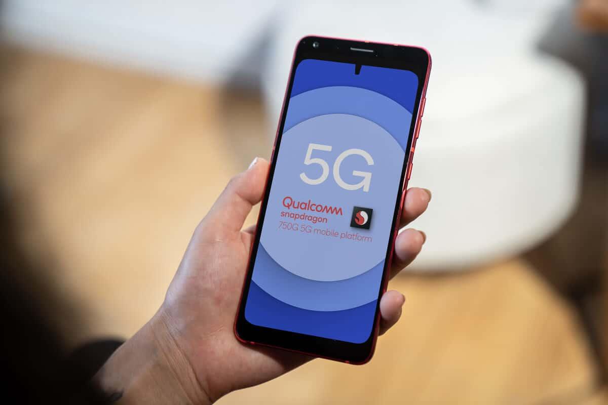 Snapdragon 750G 5G Soc Arrives