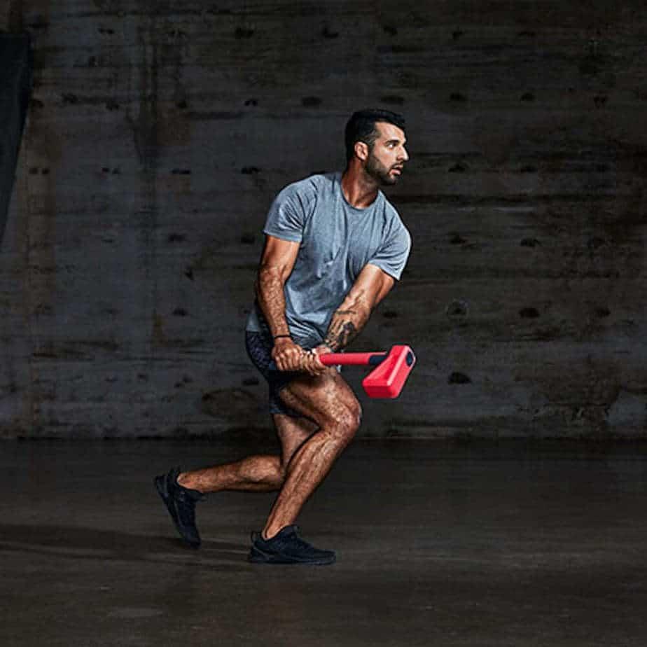 THE CHOPPER Full-Body Workout