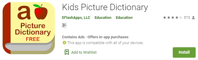 kids-dictionary
