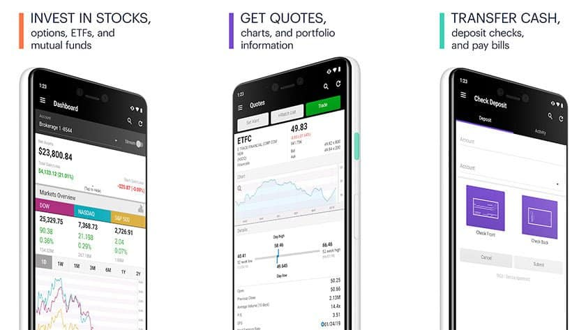top apps for stock market (investingcom