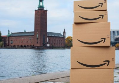 Amazon launches Amazon.se in Sweden to expand in Europe