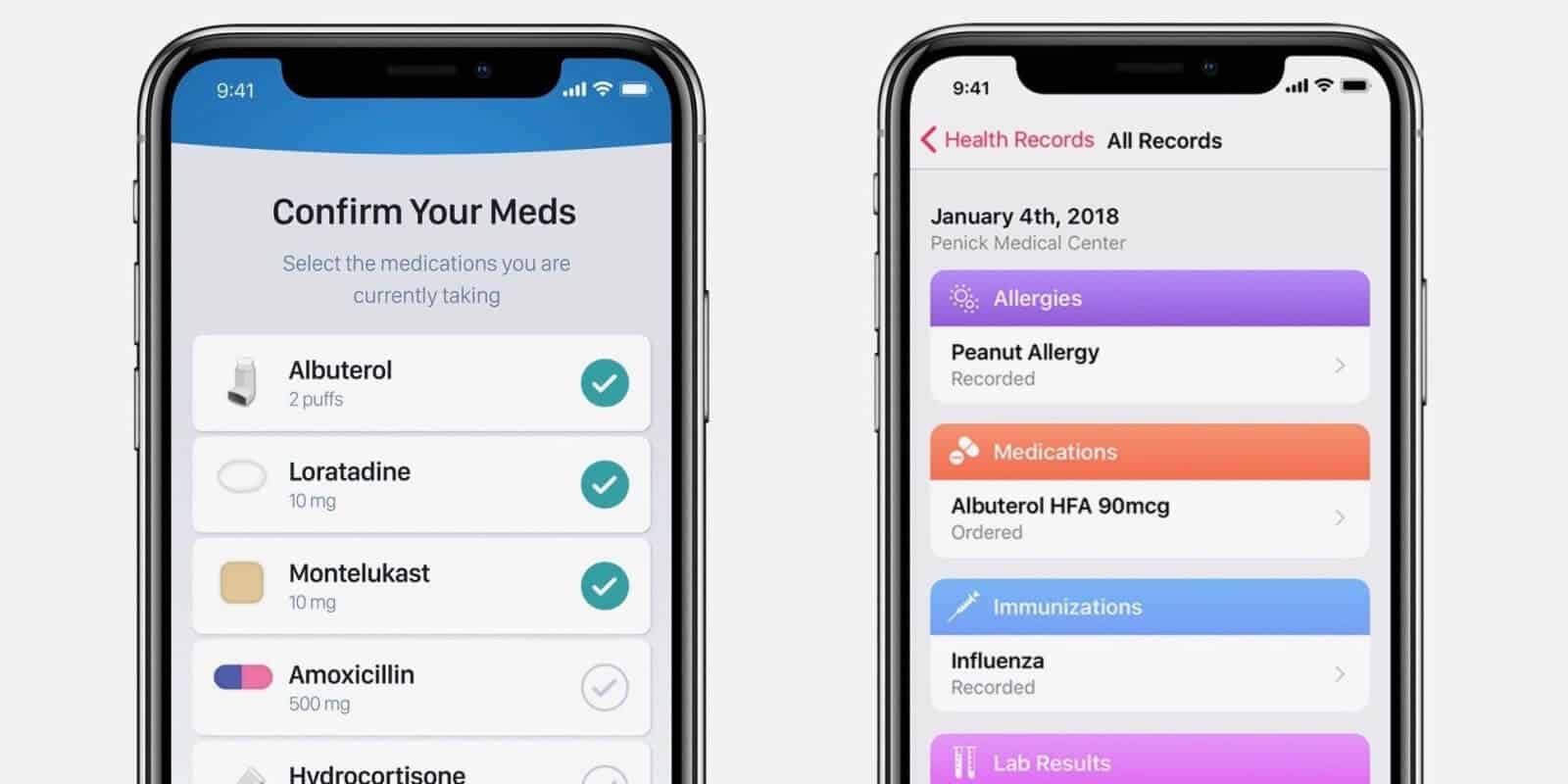 Apple brings Health Records to iPhone in the UK and Canada