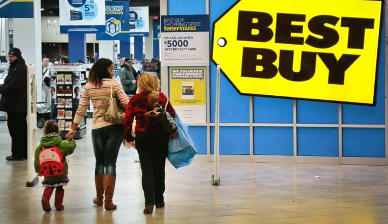 Best Buy misreads calendar, thinks Black Friday is next week