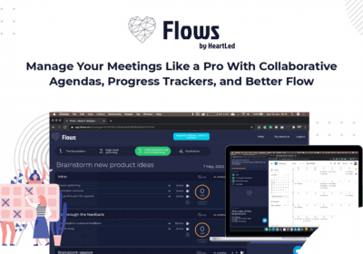 Plan and Run Your Meetings Like An Expert Facilitator with Flows 10