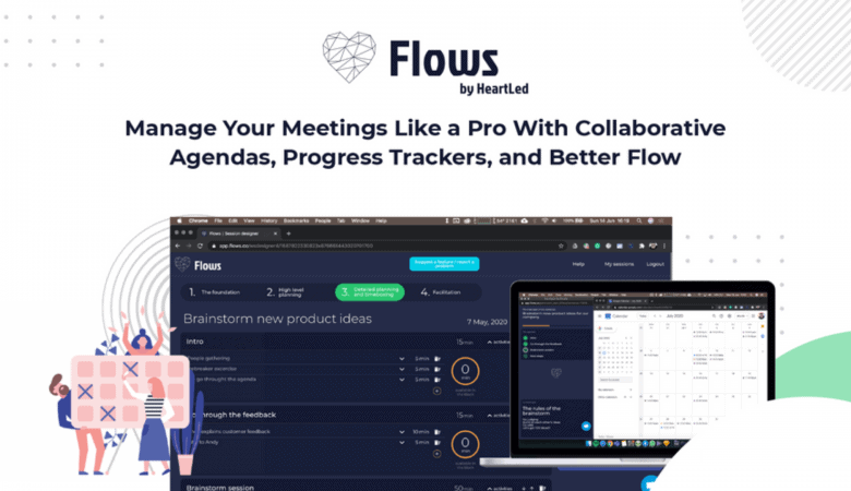 Plan and Run Your Meetings Like An Expert Facilitator with Flows 6