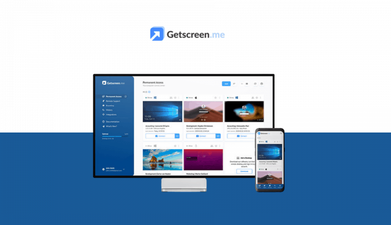 Streamline Your Remote Workforce with Getscreen.me 4