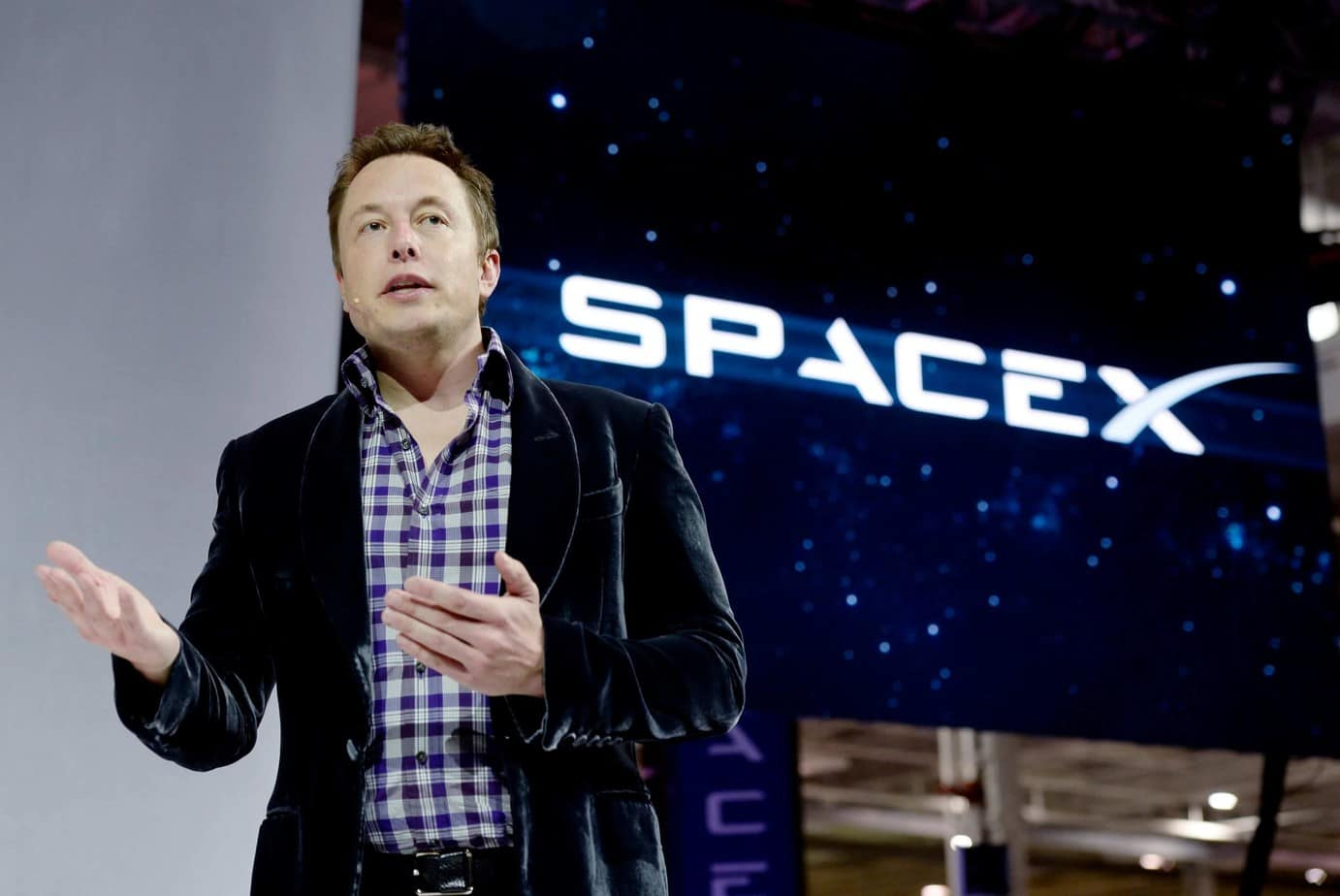 HBO is making a limited series about Elon Musk and the founding of SpaceX