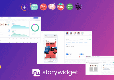 Create your Stories in Seconds & Embed them on your Website with StoryWidget 11