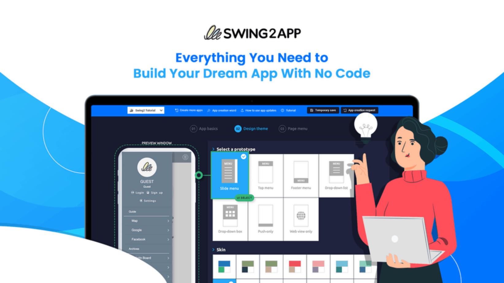 Swing2App Lifetime Deal