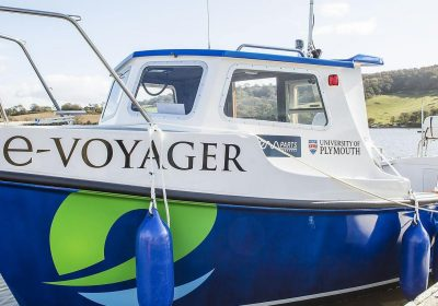 UK's first electric ferry runs on old Nissan Leaf batteries