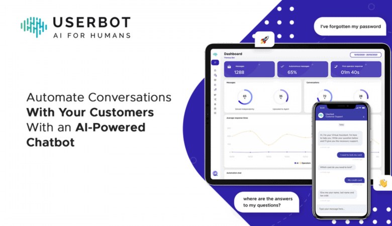 Automate Conversations With Your Customers With An AI-Powered Chatbot! 5