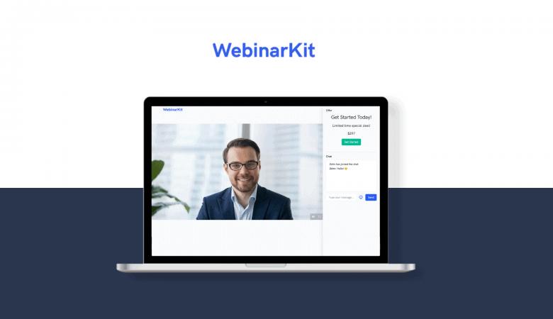 WebinarKit Lifetime Deal