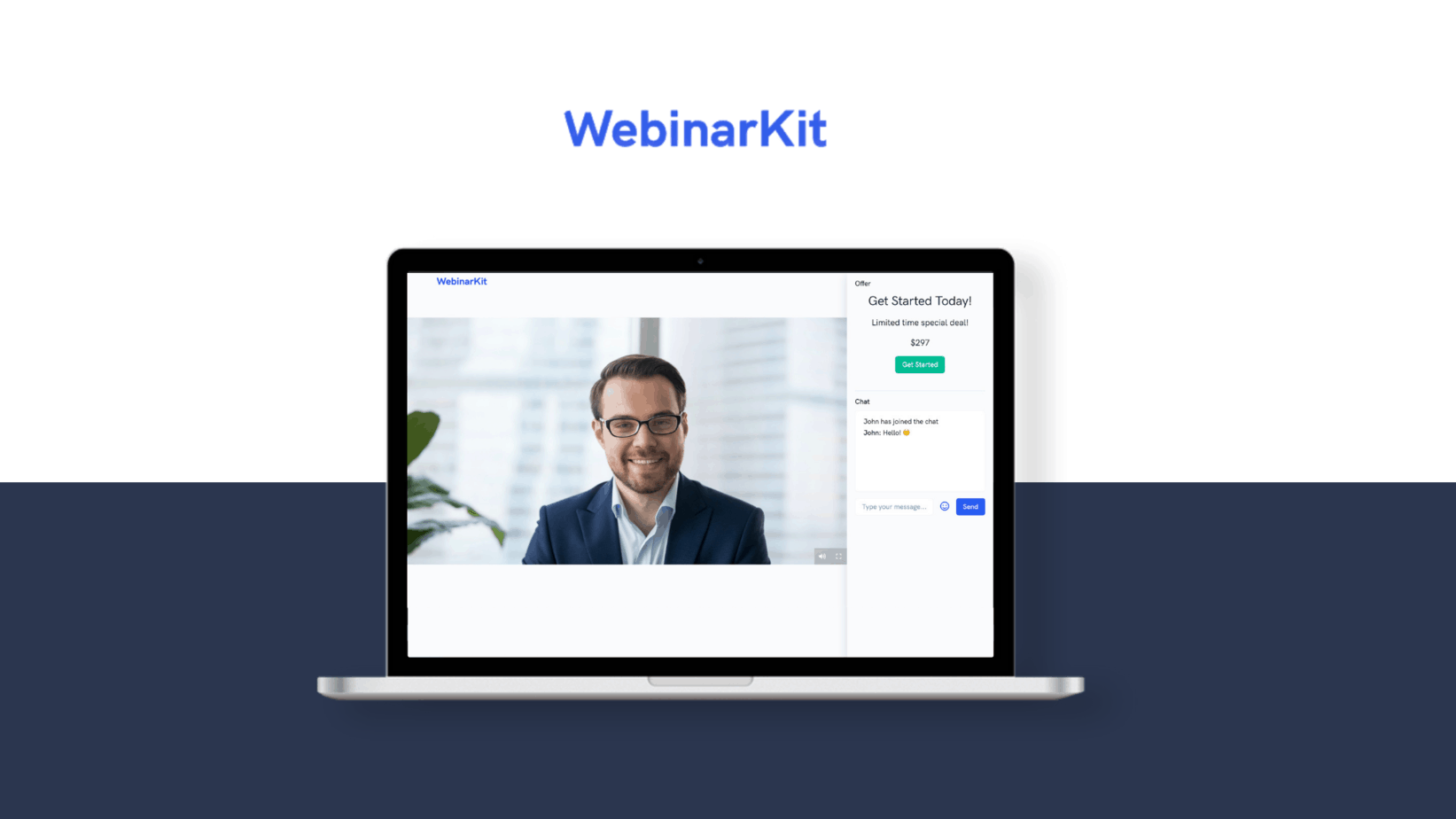 WebinarKit Lifetime Deal