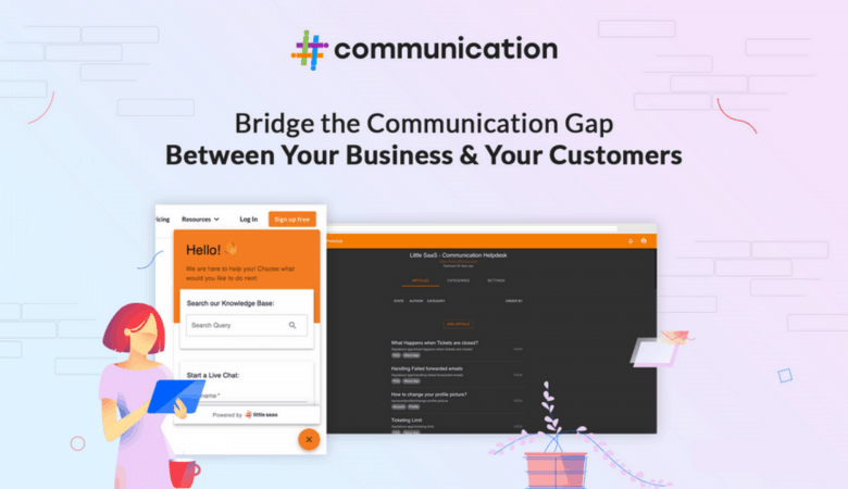 Bridge the Communication Gap Between your Business & your Customers with This Tool 7