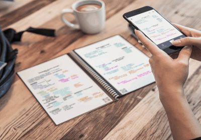 Grab Early Black Friday Deal on This Smart Reusable Notebook Set
