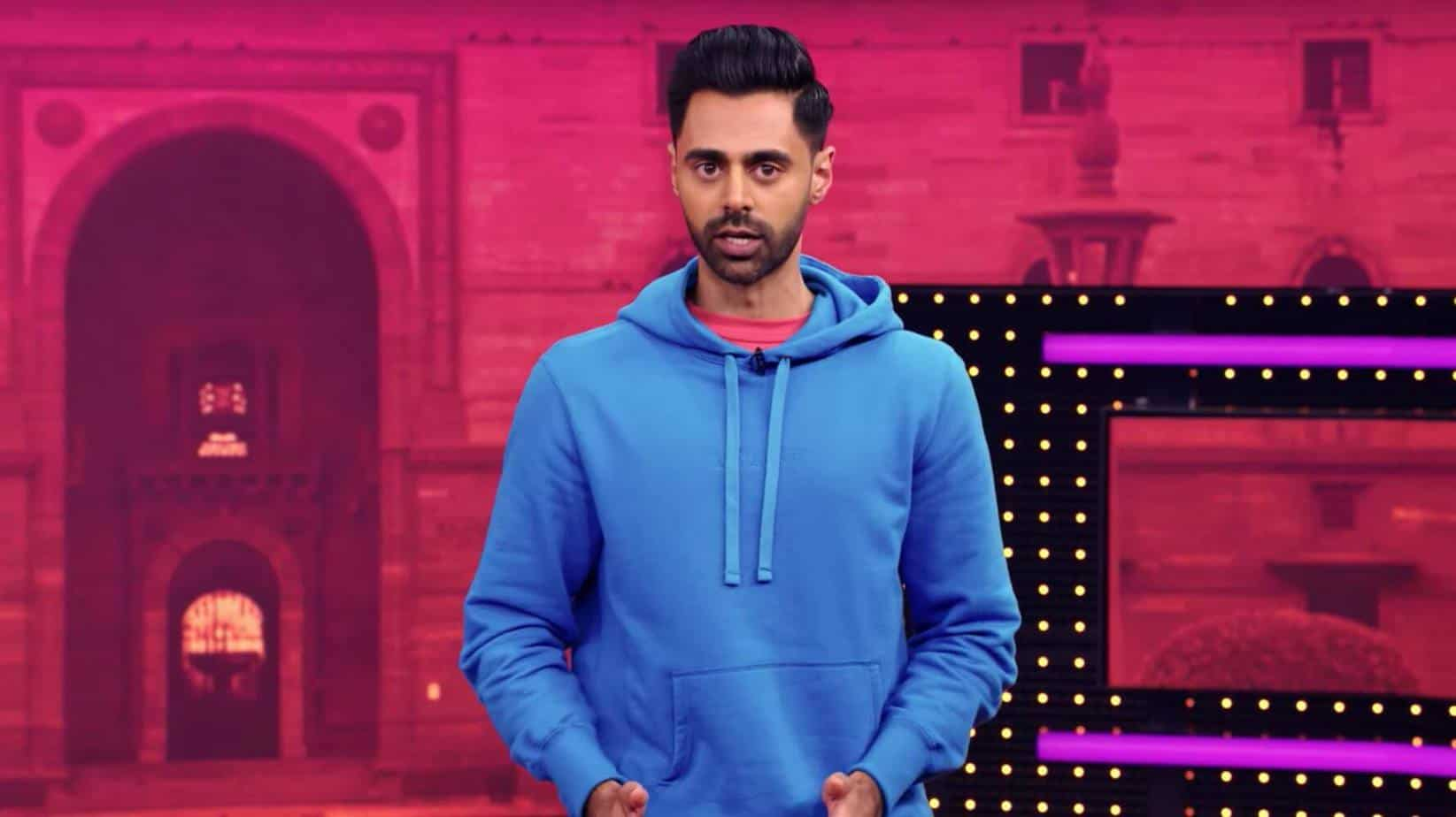 Hasan Minhaj joins The Morning Show after Netflix's cancellation of Patriot Act