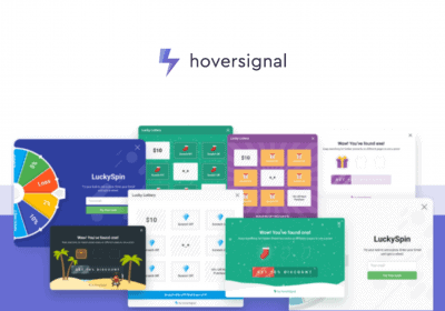 Engage your Website Users and Maximize Your Sales with HoverSignal Gamification Marketing 15
