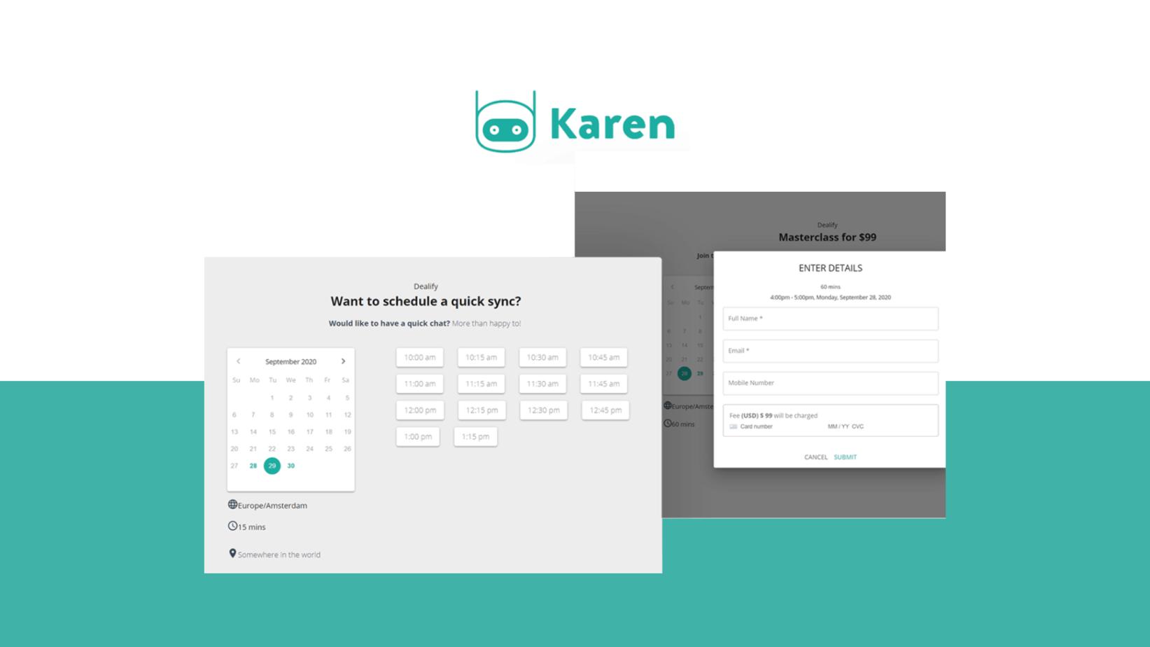 KarenApp Lifetime Deal