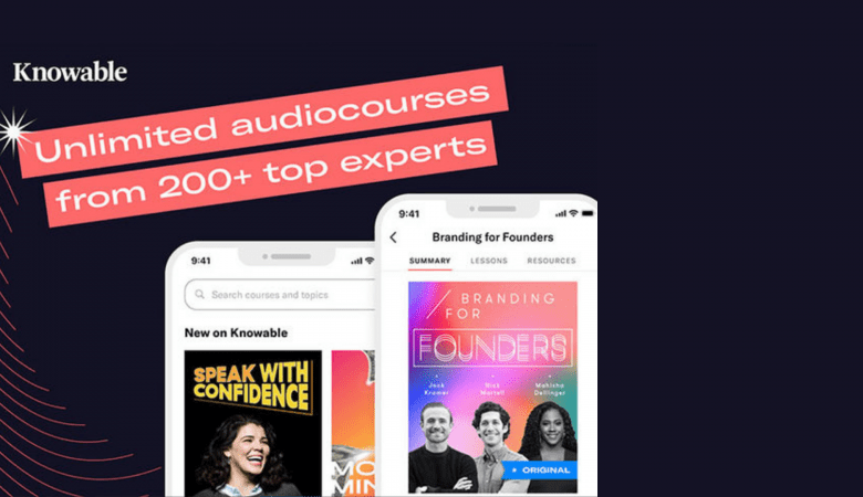 Learn From Successful Entrepreneurs with This On-Demand Audio Learning Platform 4