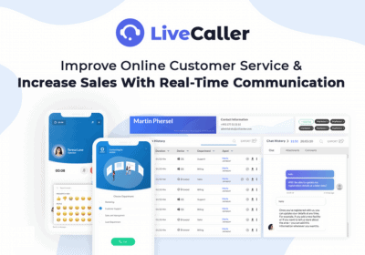 Live Call and Web Call From Your Website with LiveCaller 11