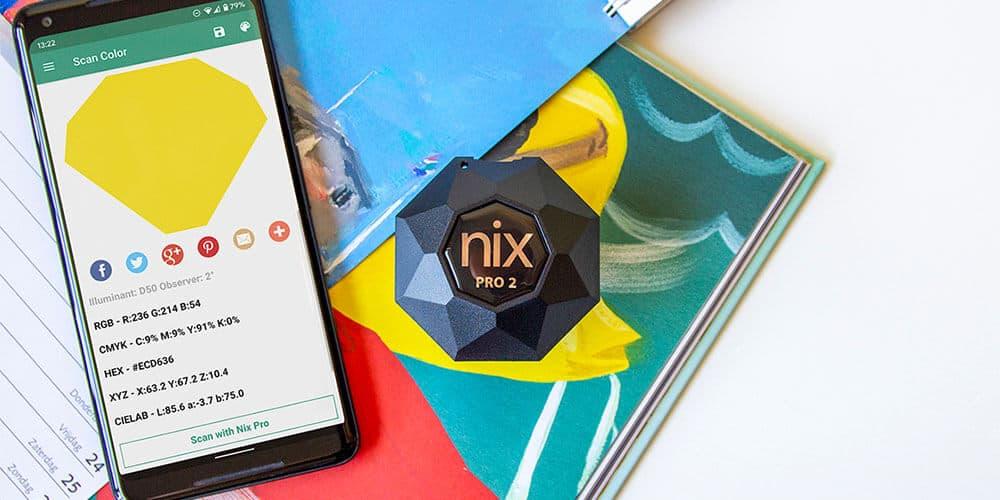 Nix-Pro-2-Color-Sensor