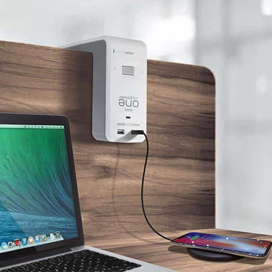 OnePower6-Outlet3-USBPortsDeskSurgeProtectorBody