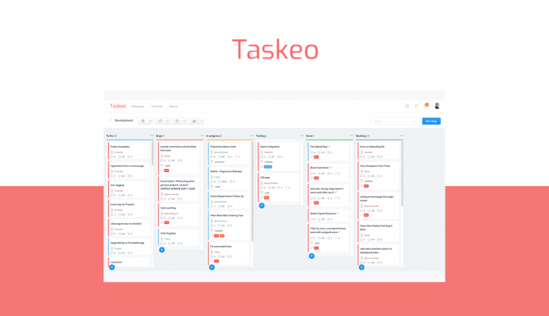 Increase Efficiency at Your Company's with Taskeo Project Management Tool 7