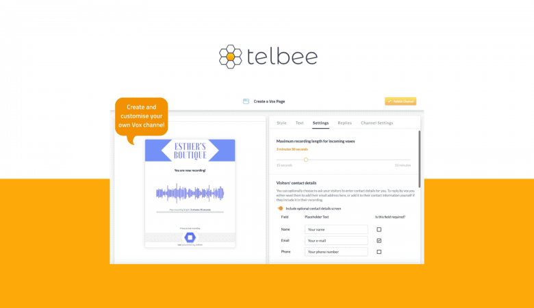 Telbee lifetime deal