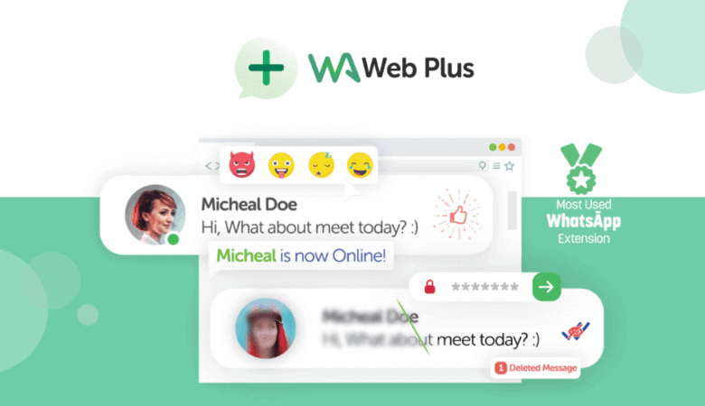 Turn your WhatsApp Web into Most Powerful Marketing Platform with WA Web Plus 5