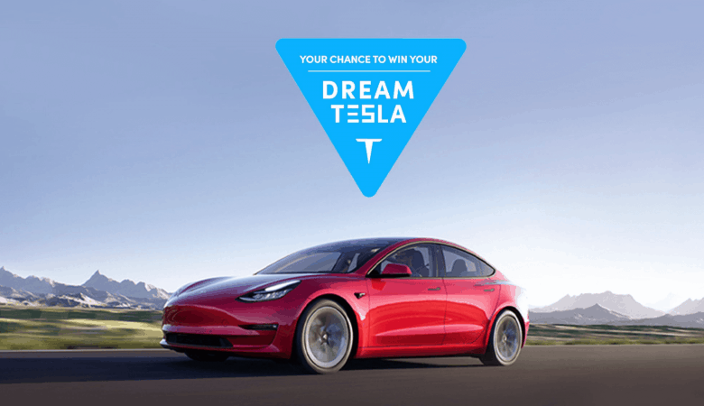 Win The New 2020 Model 3 Tesla And Help A Worthy Cause In One Fell Swoop! 4